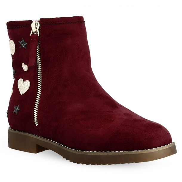 Girl's Ankle Boots Exe Kelly-200