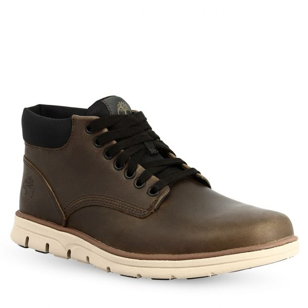 Men's Leather Ankle Boots Hiker Timberland Tb0A2Bva9011