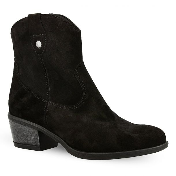 Women's Leather Ankle Boots Ragazza 0372