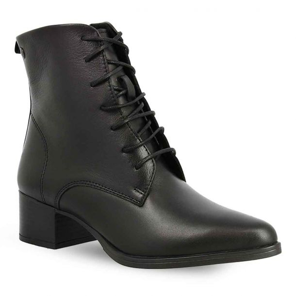Women's Leather Ankle Boots Ragazza 0180