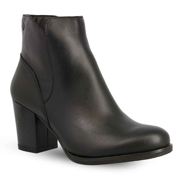 Women's Leather Ankle Boots Ragazza 0862