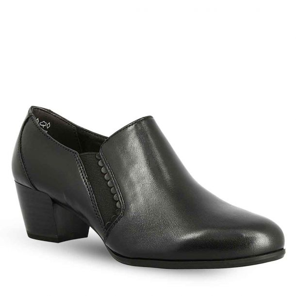 Women's Leather Ankle Boots Tamaris 1-1-24400-25 001