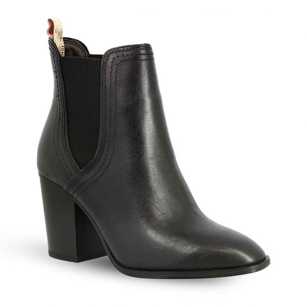 Women's Leather Ankle Boots Tamaris 1-1-25377-25 003