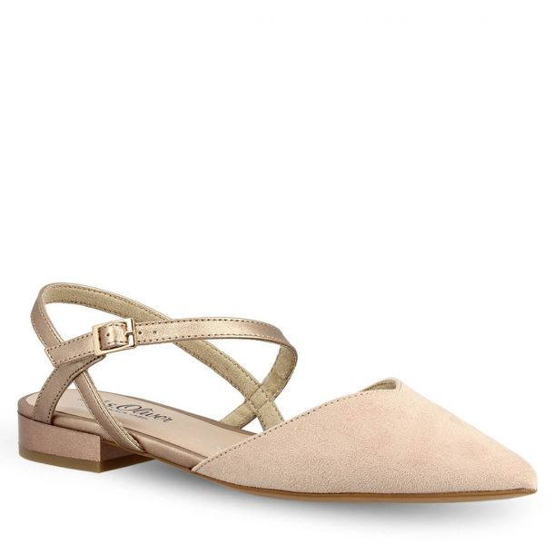 Women's Pointed FLat Shoes S'Oliver 5-5-29402-22