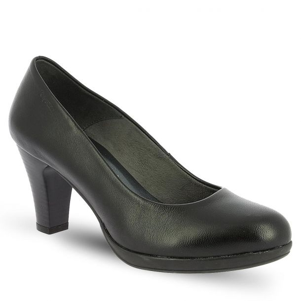 Women's Leather Pionted Pumps Ragazza 097