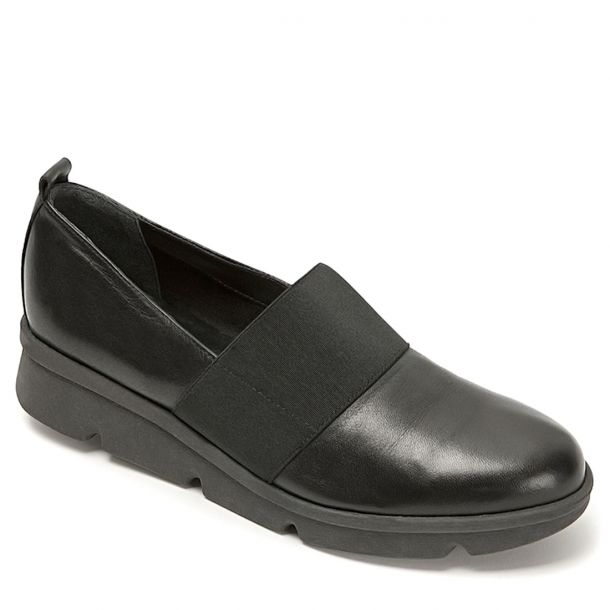 Women's Leather Slip-on Loafers TheFlexx