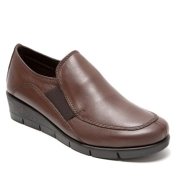 Women's Leather Loafer THEFLEXX