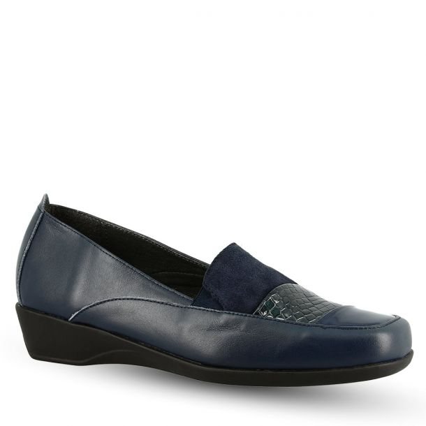 Women's Leather Mocassins Parex 10514041