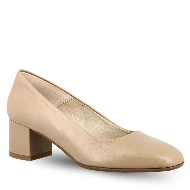 Women's Leather Pumps Ragazza 0655