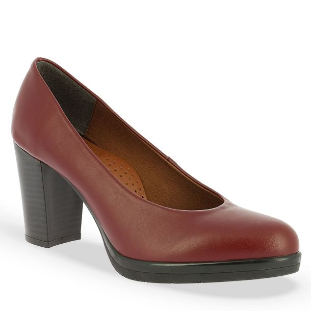 Women's Leather Classic Pumps Parex