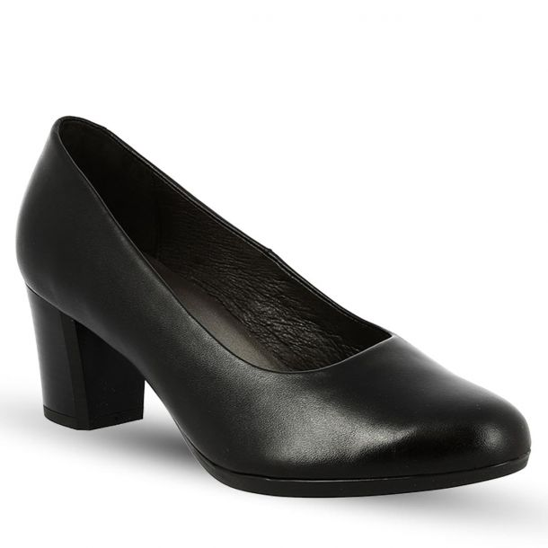 Women's Leather Pumps ALPINA 88981