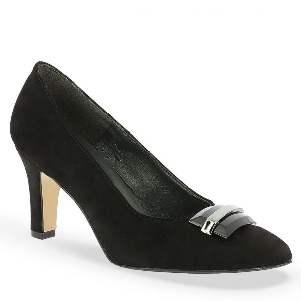 Women'S Pumps With Metallic Detail Parex