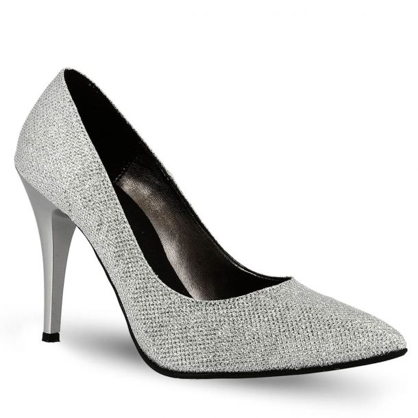 Women's Lurex Pumps Parex