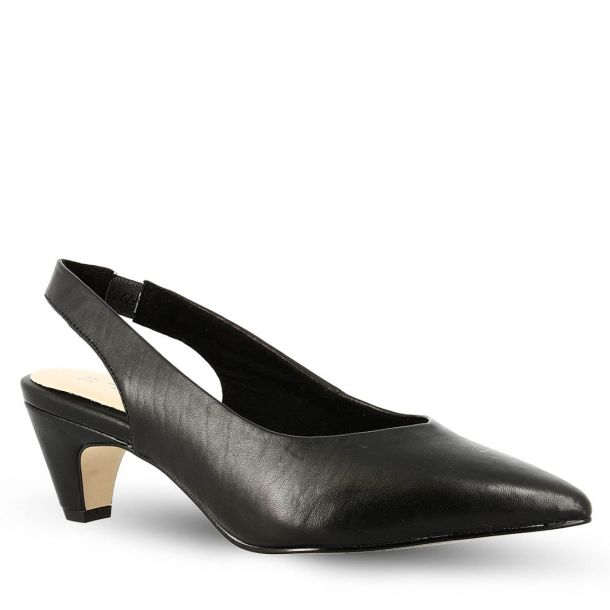 Women's Leather Slingback Pumps Tamaris 1-1-29502-22
