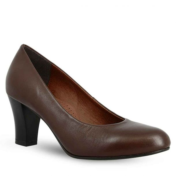 Women's Leather Pumps Parex