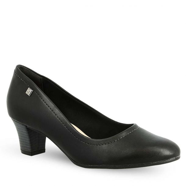 Women's Pumps With Rounded Toe Ramarim 1984152-2