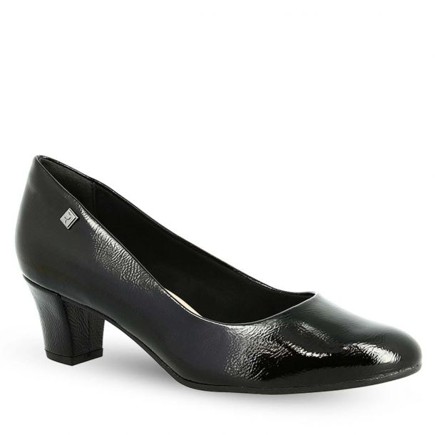 Women's Pumps With Rounded Toe Ramarim 1984156-3