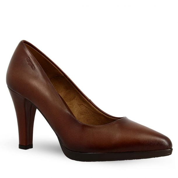 Women's Leather Pumps Ragazza 016