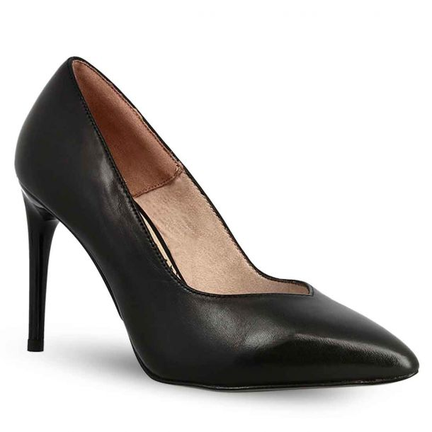 Women's Leather Pointed Pumps Tamaris 1-1-22443-25 003
