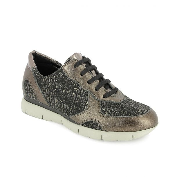 Women's Leather Sneakers THEFLEXX On The Move