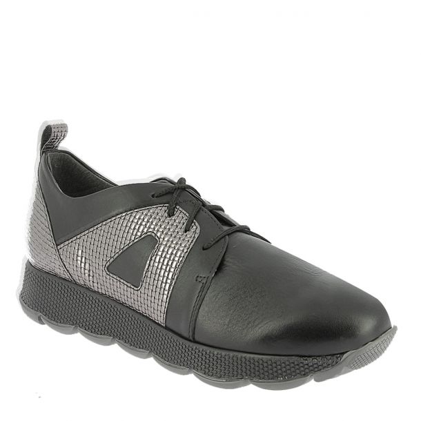 Women's Leather Sneaker Parex