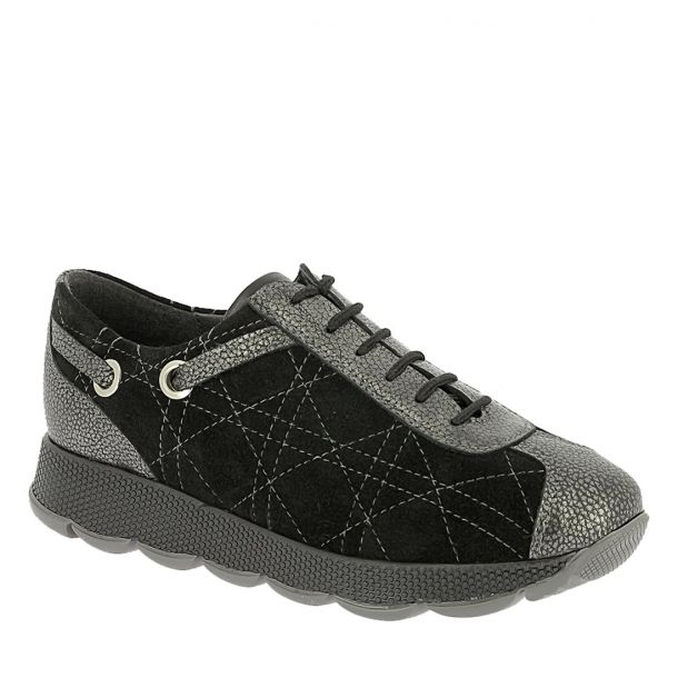 Women's Leather Sneakers Parex