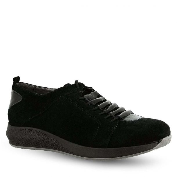 Women's Leather Sneakers Parex 10720005