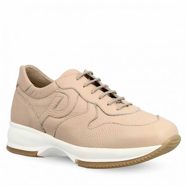 Women's Leather Sneakers Parex 10721005