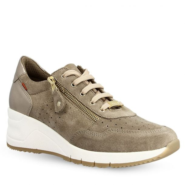Women's Leather Sneakers Ragazza 0209