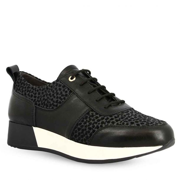 Women's Leather Sneakers Parex 10722005