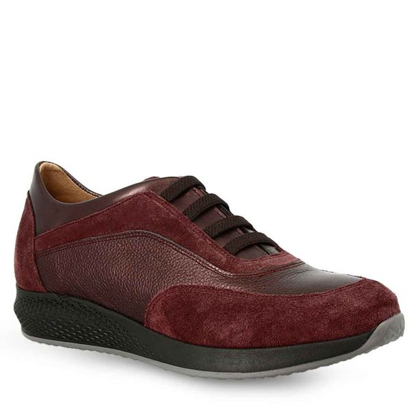 Women's Leather Sneakers Parex 10722007