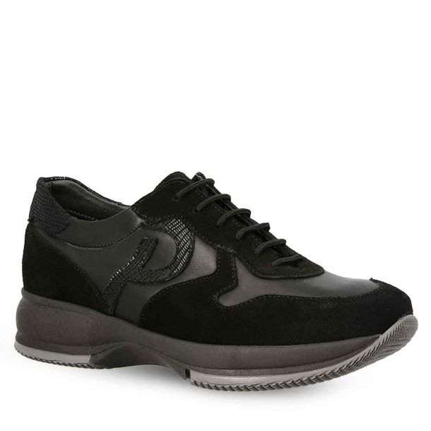 Women's Leather Sneakers Parex 10722008