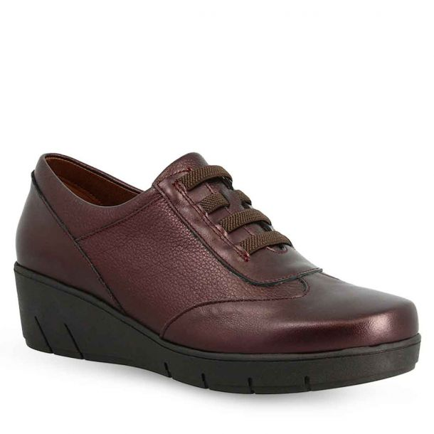 Women's Leather Sneakers Parex 10722010