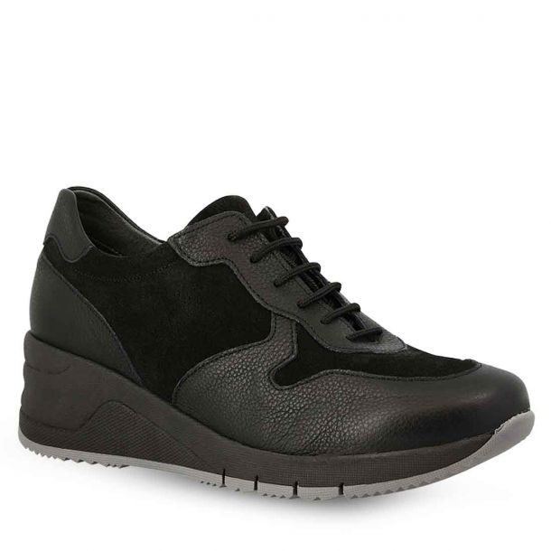 Women's Leather Sneakers Parex 10722018