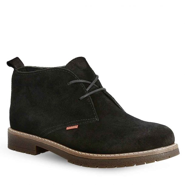 Women's Leather Ankle Boots Shoes Ragazza 0120
