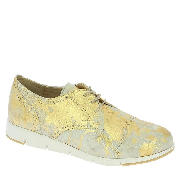 Women's Leather Oxford Parex