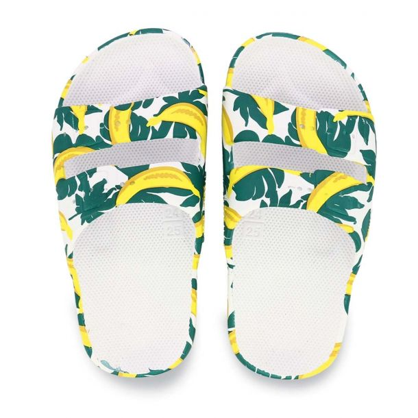 Kid's Summer Sandals Freedomoses Bananas