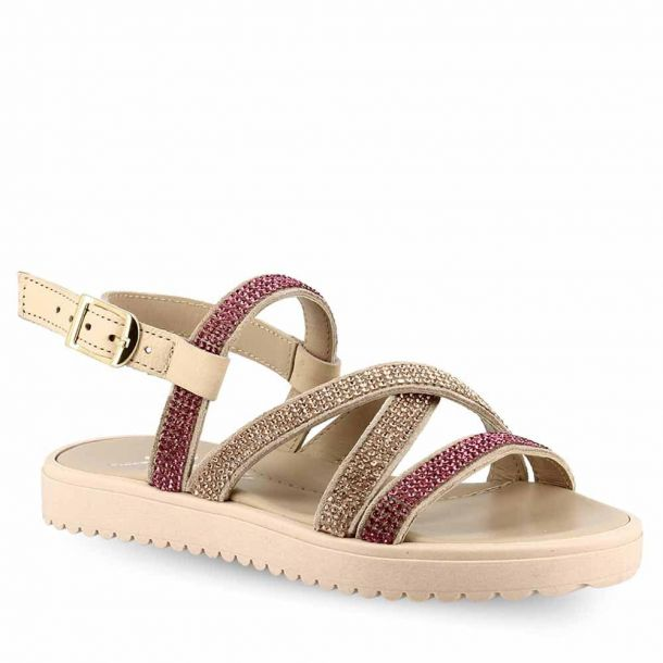 Kid's Leather Sandals Parex