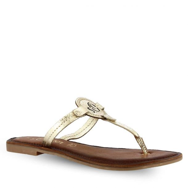 Women's Leather Sandals S.Oliver 5-5-27123-32 419