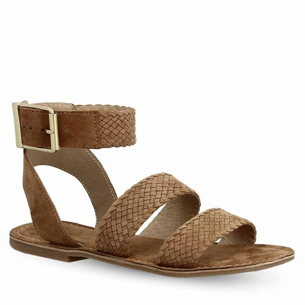 Women's Leather Sandals Parex 11521072