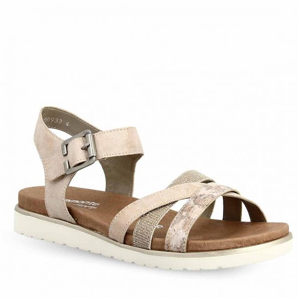 Women's Leather Sandals Remonte D4052-32