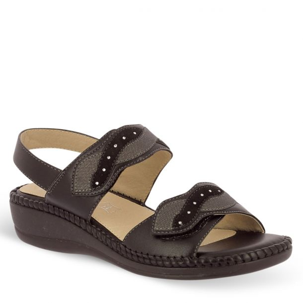 Women's Comfort Velcro Sandals Parex