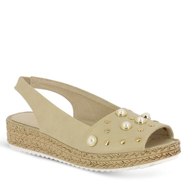 Women's Embellished Sandals Comfort Parex