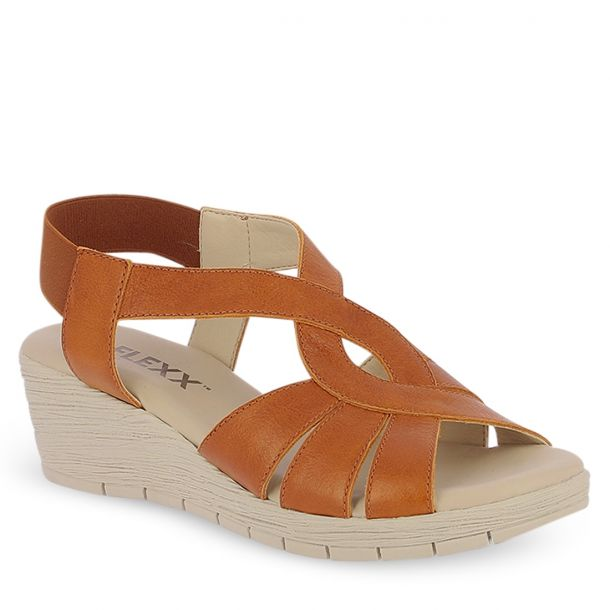 Women's Leather Wedges THE FLEXX 14401_13