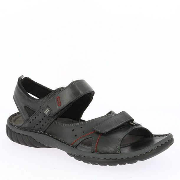Men's Leather Comfort Sandals Parex