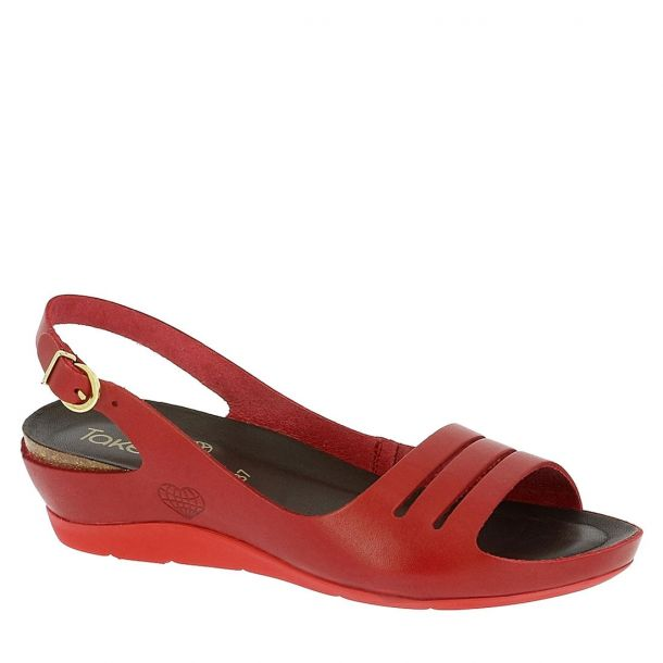 Women's Leather Sandals Take Me Sof 2060