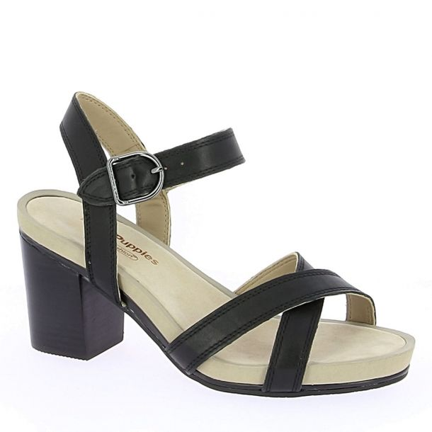 Women's Leather Sandals Hush Puppies Hw06327-007