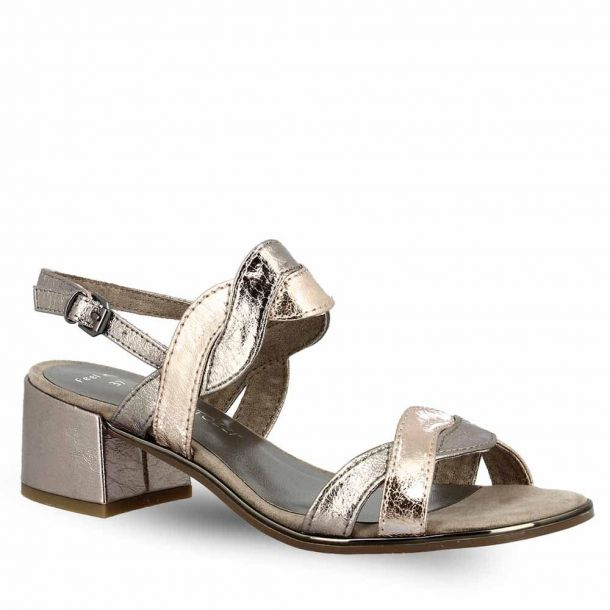 Women's Heeled Sandals Marco Tozzi 2-2-28203-32 966