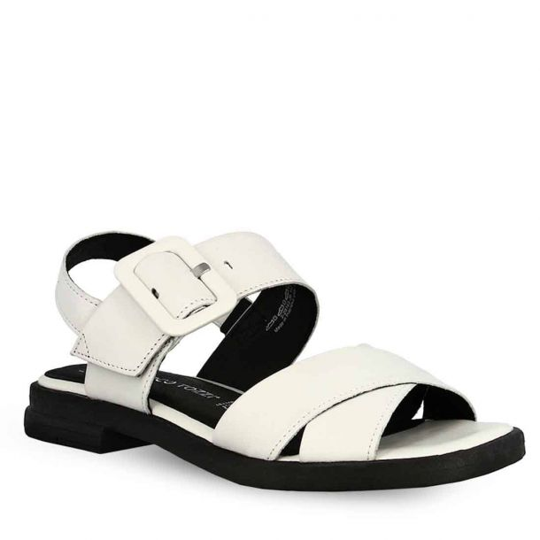 Women's  Leather Sandals  Marco Tozzi 2-2-28163-36 110