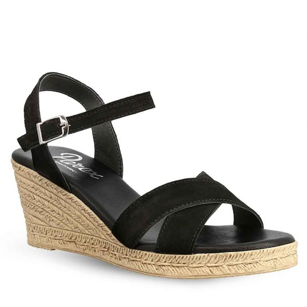 Women's Leather Wedges Parex 11721017
